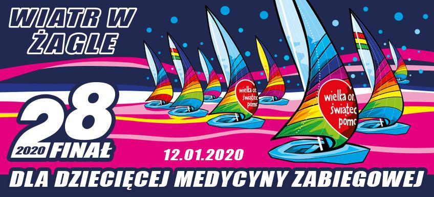 Baner 28 finału WOŚP