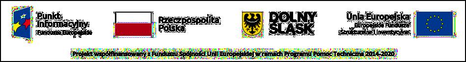 logosy UE i Punktu Informacji