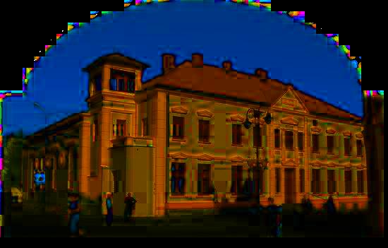 Budynek EuRegioKom i Biblioteki