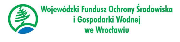 Logo Wojewódzkiego Funduszu Ochrony Środowiska